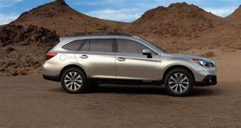 Review Subaru Outback 2017 Subaru Outback Specifications Options Colors 2017
