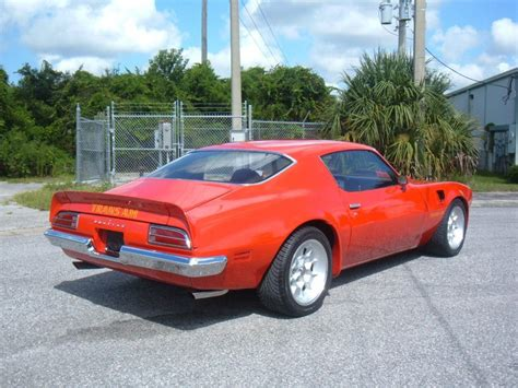 1973 Pontiac Firebird by 1973 Pontiac Firebird Trans Am For Sale