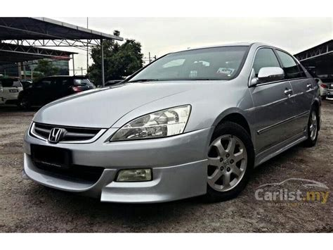 honda accord coupe v6 2003 more new cars no more cars honda accord 2003 v6 3 0 in kuala lumpur automatic sedan silver for rm 29 800 3227127 carlist my