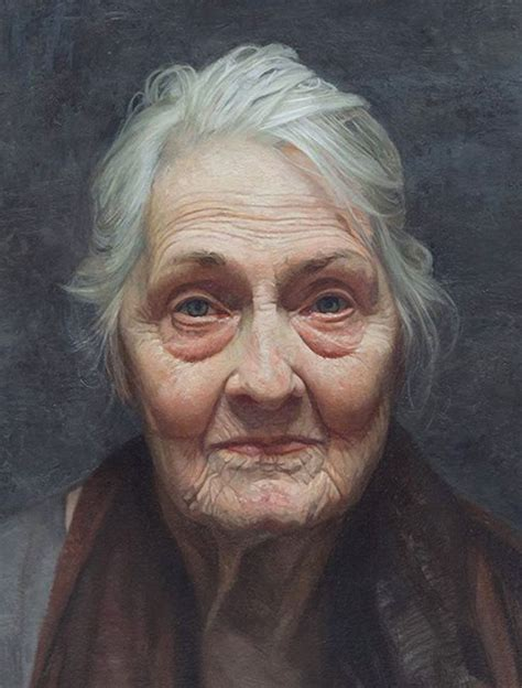 painting for elders 17 best images about david kassan on portrait