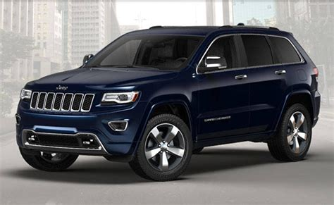 Jeep Grand Srt Specs Jeep Grand Srt 4x4 Price India Specs And Reviews
