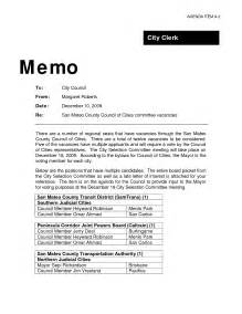 Template For Writing A Memo by Doc 495640 Memo Form Template Free Memorandum Template