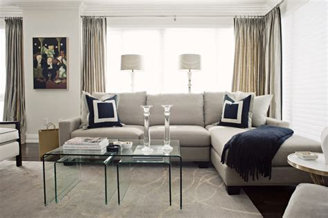 modern window treatments for living room custom draperies soft furnishings contemporary
