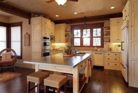 White Kitchen Cabinets With Wood Trim Cabinets With Stained Woodwork Trying To Figure Out How To Combine Unpainted Wood Trim