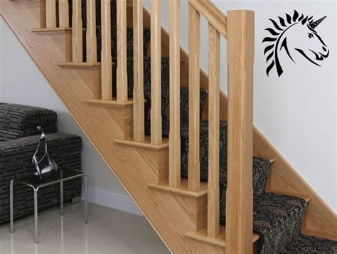 Oak Banister Rail by Oak Handrail Offers White Oak Select Range Stair Rails