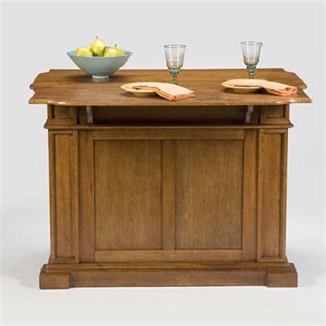 home styles kitchen island distressed cottage oak ebay