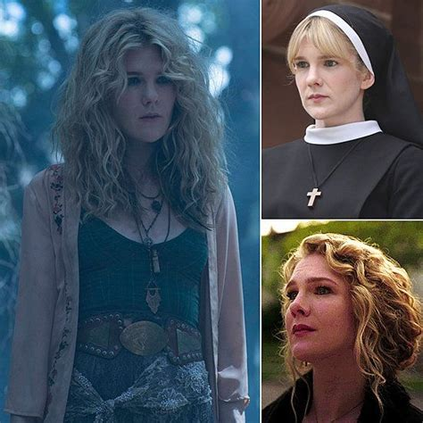 tv shows similar to american horror story rabe as nora montgomery in season 1 american horror story american horror