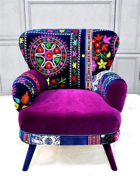 Bohemian Chairs by Bohemian Chair Vibrant Furniture How To