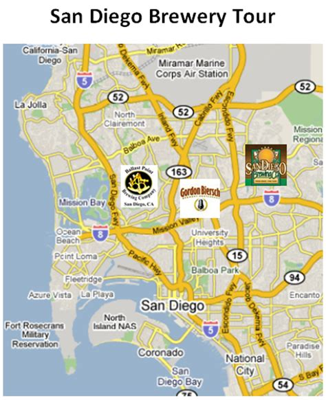 san francisco breweries map bikes and adventures 4 1 10 5 1 10