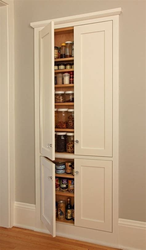 built in kitchen pantry cabinet best 20 wall pantry ideas on pinterest built in pantry