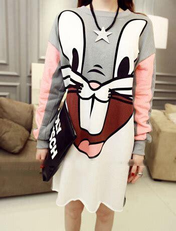 Kaos Popeye Logo 1 Wanita Cewek Lengan Panjang Wlp Tac02 kaos cewek gambar bugs bunny model terbaru jual murah