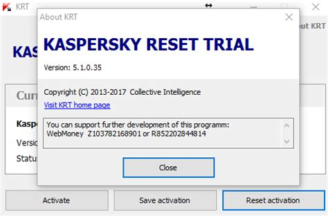 download trial reset kaspersky total security 2016 download kaspersky reset trial bản mới nhất active