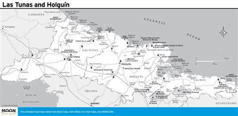 printable map havana maps of cuba and havana printable travel maps from moon