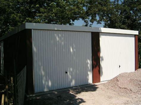 garagen nebent r doppel garage fertiggarage 6x6m garagen fertiggaragen ebay