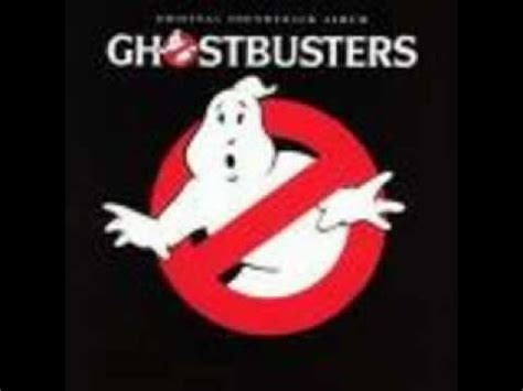 theme song ghostbusters ghostbusters theme song w lyrics youtube