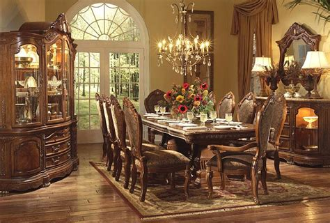 Stanley Furniture Dining Room Sets Cortina Dining Collection By Aico Aico Dining Room Furniture