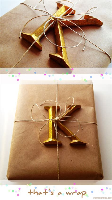 Handmade Wrapping Paper Ideas - top 10 beautiful diy brown paper wrapping ideas