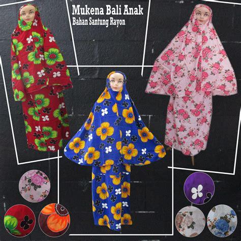 Mukena Bali G 48 sentra grosir mukena bali anak murah 48ribuan