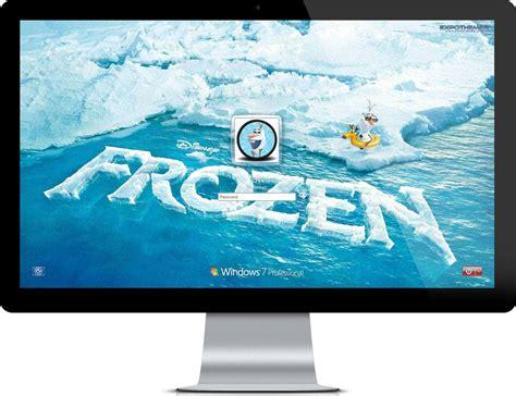 frozen wallpaper windows 7 frozen disney movie windows 7 8 theme