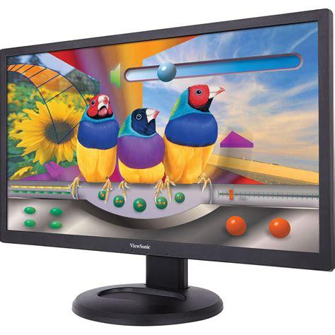 Monitor Viewsonic 16 used viewsonic vg2860mhl 4k 28 quot 16 9 lcd vg2860mhl 4k b h