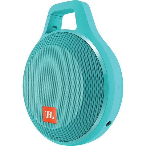 Speaker Jbl Clip jbl clip speaker teal jblclipplusteal b h photo