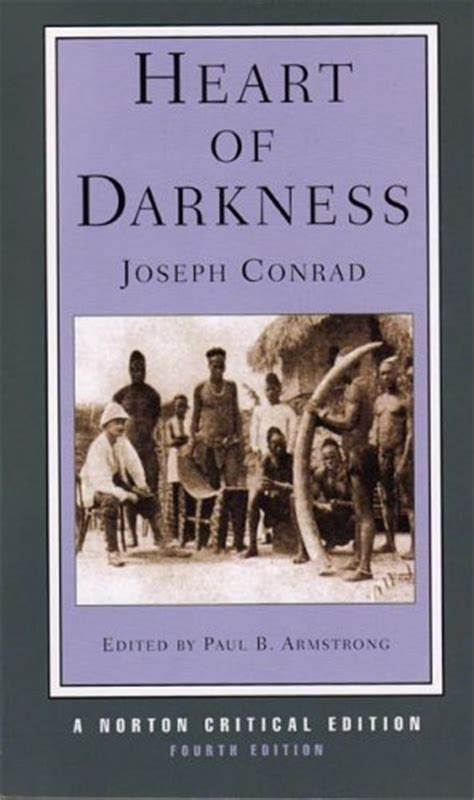 Joseph Conrad Heart Of Darkness Section I Genius