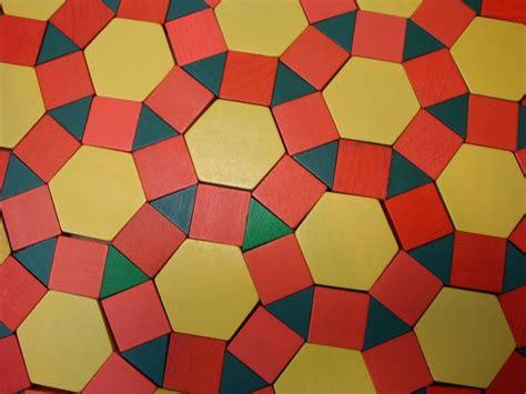 tessellation pattern games 1000 images about pattern blocks 六形六色 on pinterest