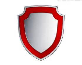 blank logo shield clipart best
