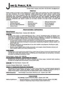 Resume Sle With Photo by Bc Nursing Resume Sales Nursing Lewesmr