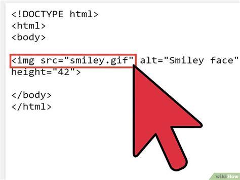 imagenes en html alinear c 243 mo alinear textos e im 225 genes en html 10 pasos