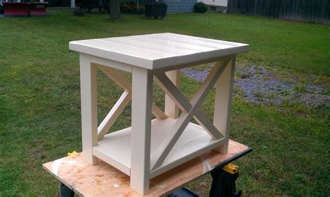 white coffee and end tables white rustic end table coffee table design ideas