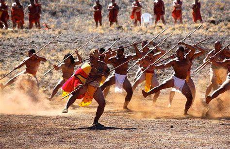 War Dances by Hawaiian War Traditional Hawaiian Warriors Reenact