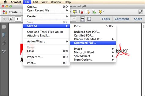 compress pdf with adobe reader how to reduce pdf file size on mac with or without preview