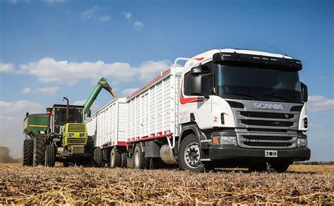 scania argentina presente en agroactiva 2014 truckmagazine