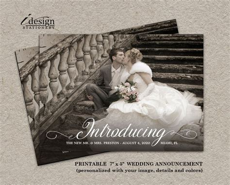 Wedding Announcement Diy by 17 Best Wedding Announcements Images On