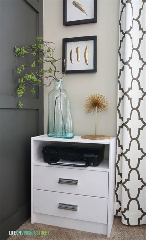 växer ikea ikea rast hack printer stand virginia stains and home