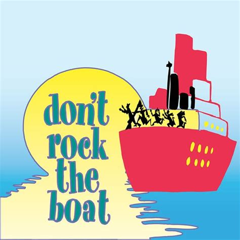 don t rock the boat images eldridge plays and musicals don t rock the boat