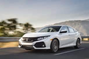 07 Honda Civic Si 2017 Honda Civic Si Sedan Test Review Motor Trend