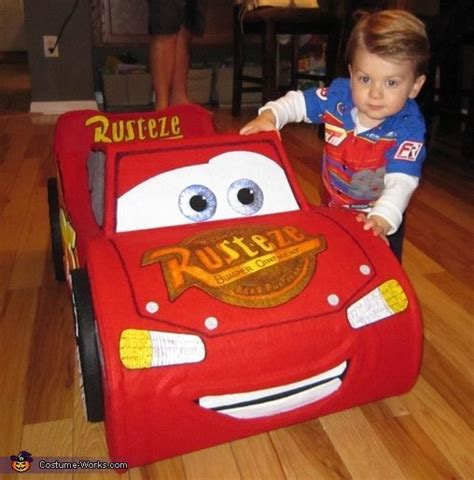 how to crate a 2 year 17 best ideas about lightning mcqueen costume on lightning mcqueen car