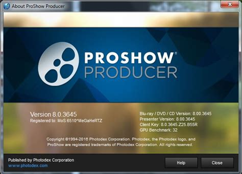proshow producer the world u0027s leading professional