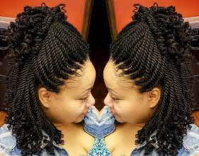 twisted hair for chrochet 23 kinky twist hairstyle designs ideas design trends