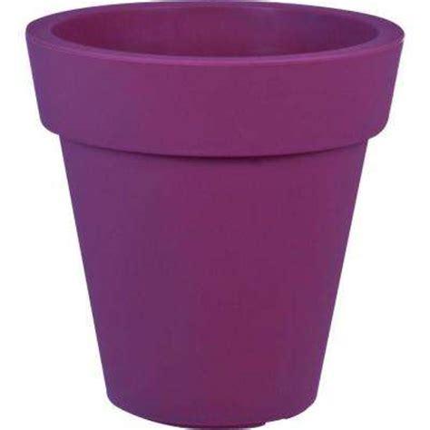 Purple Planter Pots by Purple Planters Pots Planters The Home Depot