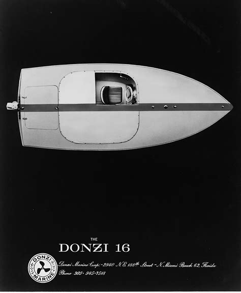 donzi boat company history ads archives the classic donzi registry