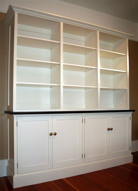 custom bookcase cabinet by blackdog cabinetry custommade com