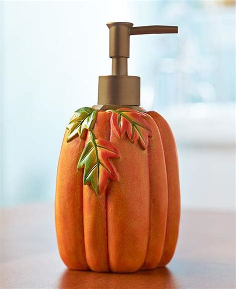 pumpkin amp stars bathroom collection accessories country