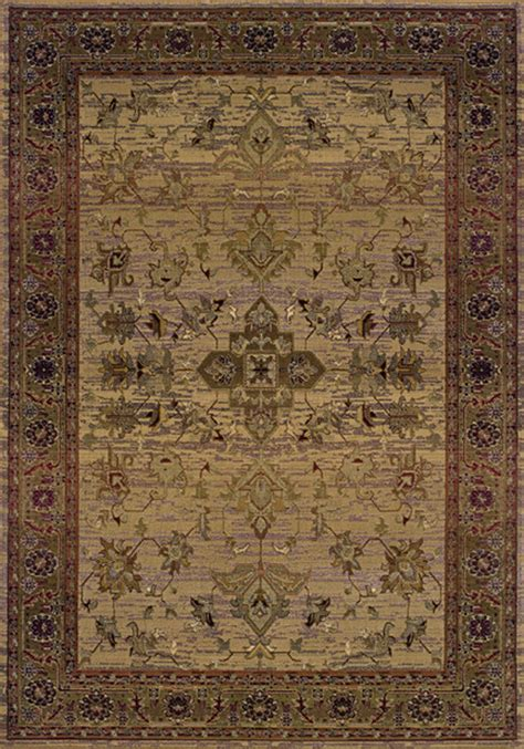 Ow Sphinx Rugs by Weavers Sphinx Kharma Timeless 836y Medium Beige Rug
