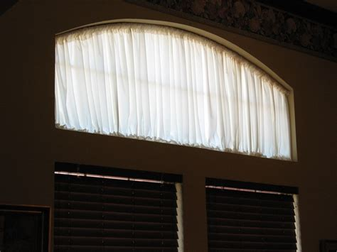 half moon curtain rods half moon curtain rod affordable arch window curtains