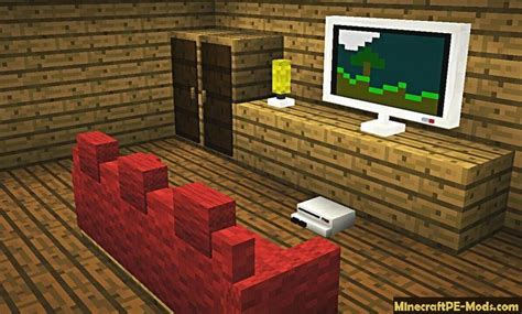 mcpe game console mod caueh ultilities addon for minecraft pe 1 2 16 1 2 13 1