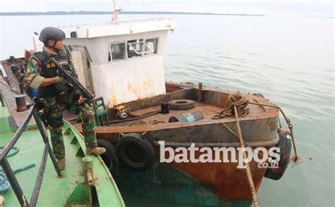 tugboat batam tugboat bermuatan bbm ilegal diamankan batos co id
