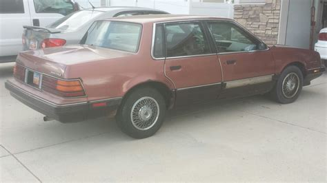 auto air conditioning repair 1987 pontiac 6000 transmission control pontiac 6000 for sale used cars on buysellsearch